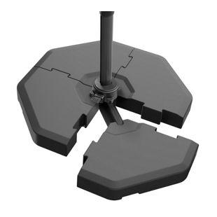 Schneider Einlegeplatten für Ampelschirme, 4er-Set
