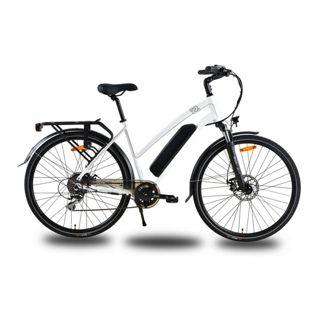 Vecocraft elektro Trekkingbike Athena 8 weiß