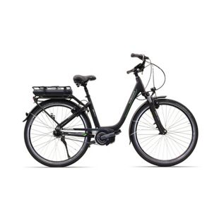 HAWKE E-Bike Wave Shimano STEPS, 7-G, schwarz