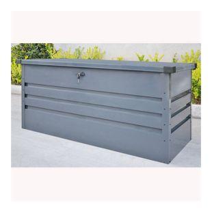 Home Deluxe Metallaufbewahrungsbox Megabox, XL 400 Liter