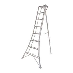 NIWAKI 3-Holm-Gartenleiter, 240 cm