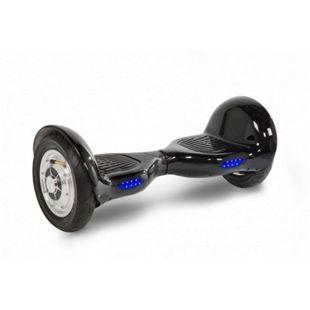 GoClever Cityboard S10 schwarz Balance Board E-Board SUV 10 Zoll (25cm) Elektroboard Electro Board