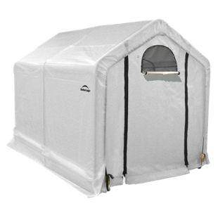 ShelterLogic© 70600 Gewächshaus - Set mit 2 Regalen
