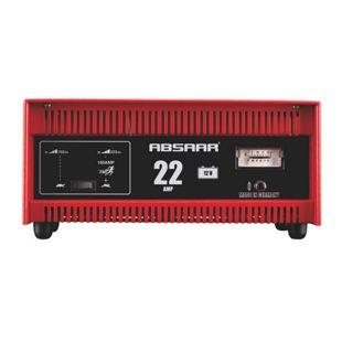 Absaar 77917 Batterielade- und Starthilfegerät 12 V / 22 A