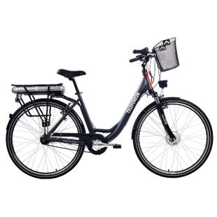 Telefunken RC657 Multitalent Alu-E-Bike City 28´´ 7-Gang Shimano Nexus anthrazit