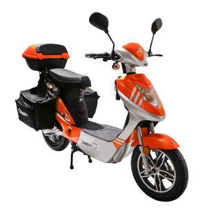 Rolektro eco-City 20 V.2 PLUS Orange/ Silber