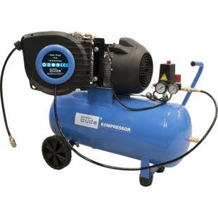 Güde 400/10/50 N Set Kompressor inkl. 9 m Druckluft-Schlauchtrommel