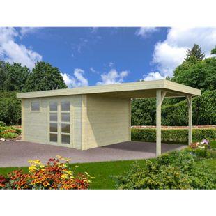 Palmako Elsa 11,3+8,1 m² Gartenhaus