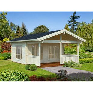 Palmako Agneta 18,8+12,5 m² Gartenhaus