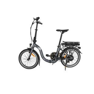 "Vecocraft Foldy 20"" E-bike grau-schwarz"