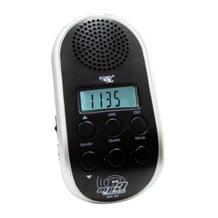 Fahrrad-Radio BR 24 m. Suchlauf, MP3-Anschl. LED
