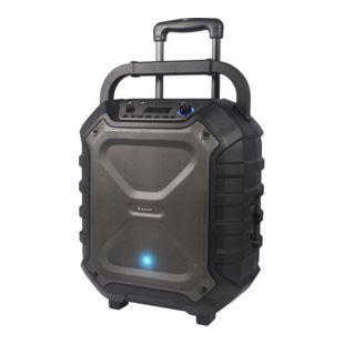 Reflexion Tragbarer Bluetooth Lautsprecher DJ900BT mit Bluetooth, USB, AUX-IN und Akku