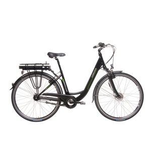 """HAWK E-Bike Wave 7-G 28"""" 11Ah schwarz"""