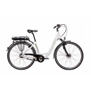 "HAWK E-Bike Wave 7-G 28"" 11Ah weiß"