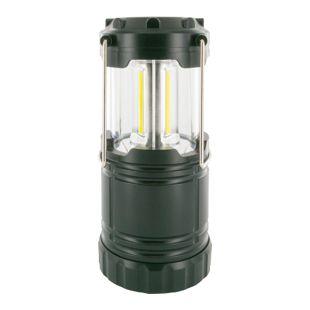 Schwaiger COB-LED Campingleuchte incl. Batterien, 120 Lm, ausziehbar, bis zu 6 Stunden Dauerbetrieb