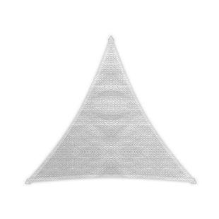 Windhager Dreieck-Sonnensegel Adria, weiß - 3,60 m