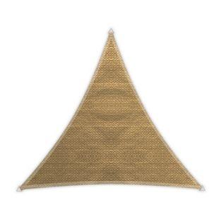 Windhager Dreieck-Sonnensegel Adria, schilf - 5,00 m