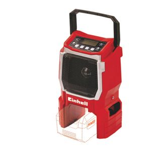Einhell TE-CR 18 Li - Solo Akku-Radio Power X-Change