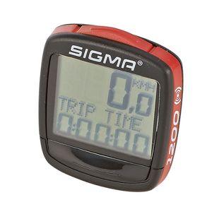 SIGMA SPORT 1200 Plus Funk-Fahrrad-Computer
