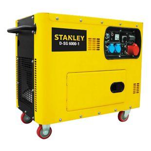 Stanley D-SG 6000-1 Diesel Stromerzeuger