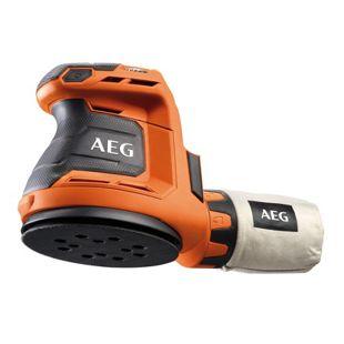 AEG BEX18-125 18 V Solo Akku-Exzenterschleifer