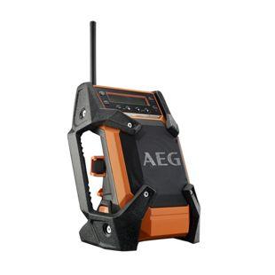 AEG BR 1218C 18 V Solo Akku-Radio