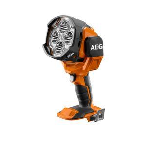 AEG BTL18 18 V Solo Akku-LED-Punktstrahler