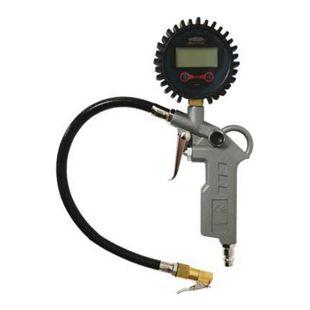 Mauk digitaler Druckluft Reifenfüller mit Messing Connector MDRL-3