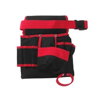 Mauk Nylon-Faser MDE Scanner Geräte Gurthalter mit 6 Taschen