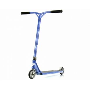Longway Stunt-Scooter Precinct blue carbon