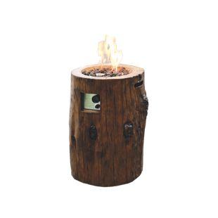 Elementi Gas Feuerstelle Eco Stone Semeru