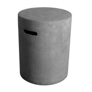 Elementi Abdeckung für Gasflaschen, Beton-Optik