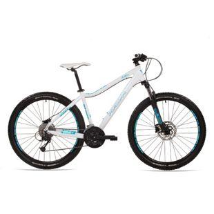 HAWK Mountainbike Fortyfour 27.5 Lady M weiß