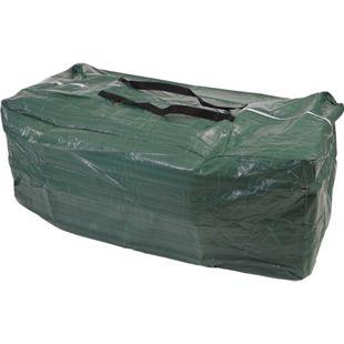 Abdeckhaube Schutzplane Hülle Regenschutz für Kissen, 118x55x55cm