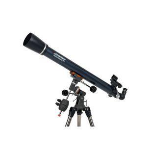 Celestron Teleskop AstroMaster 70 EQ Refraktor