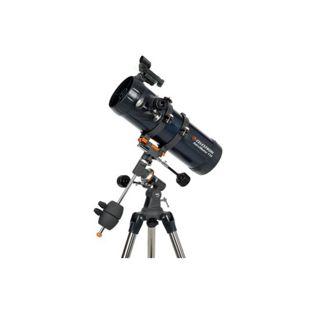 Celestron Teleskop AstroMaster 114 EQ Newton MD inkl. SmartPhone Adapter