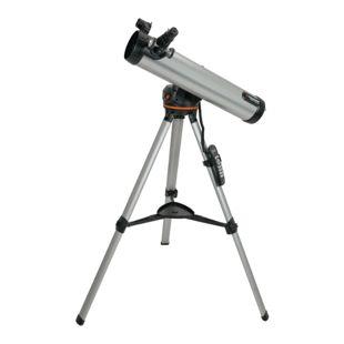 Celestron LCM 76mm Newton computerisiertes Refraktor Teleskop