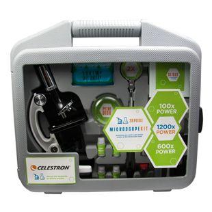 Celestron 28-teiliges Mikroskop Kit