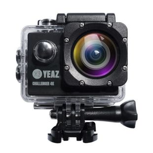 YEAZ CHALLENGER Action Cam 4K Kit