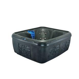 Interline Dream Maker Whirlpool EZ, Blackstone/Grey Brick