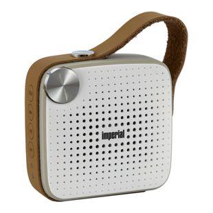 IMPERIAL BAS 4 Kompakter Bluetooth 4.0-Lautsprecher mit UKW Radio