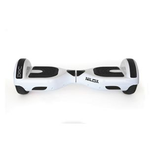 Nilox DOC Hoverboard, weiß