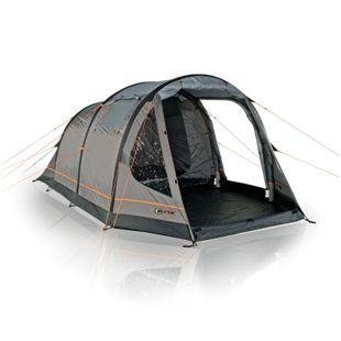 Portal Campingzelt Alfa, aufblasbares 4 Personen Tunnelzelt