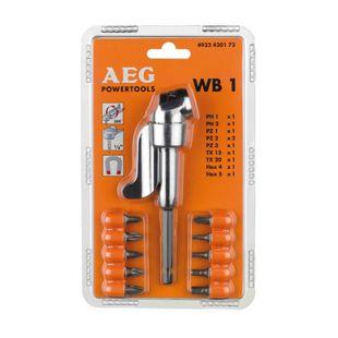 AEG WB 1 Winkelschraubvorsatz-Set