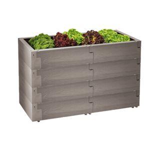 Juwel Hochbeet Timber, 4er-Set