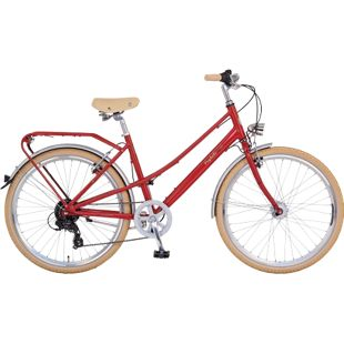 "PROPHETE GENIESSER Retro City Bike 26"""