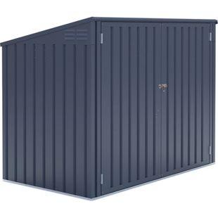 Mülltonnenbox, 2x 240 l