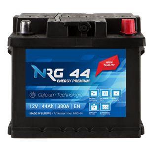 NRG 44 Ah 12 V Autobatterie