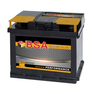 BSA Performance 47 Ah Autobatterie