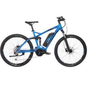 FISCHER E-bike MTB Herren 27,5 Fully 9G EM 1862.1-S1
